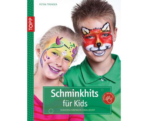 Buch - Schminkhits fuer Kids