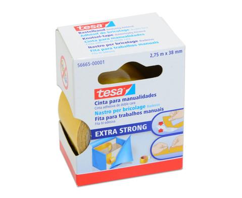 tesa doppelseitiges Bastelband-2