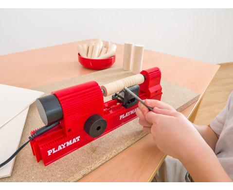 PLAYMAT  Holzbearbeitungs-Maschine-10