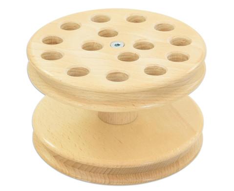 Scherenstaender aus Holz-1