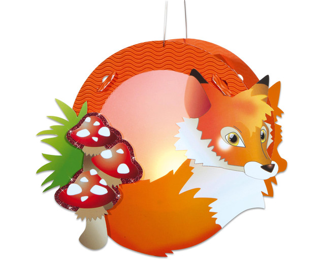 Folia Laterne Fuchs