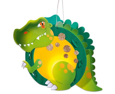 Laterne Tyrannosaurus Rex-1