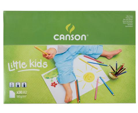 CANSON Zeichenblock fuer Kinder-3
