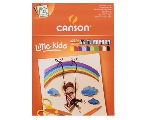 CANSON Buntpapier DIN A4 30 Bogen-2