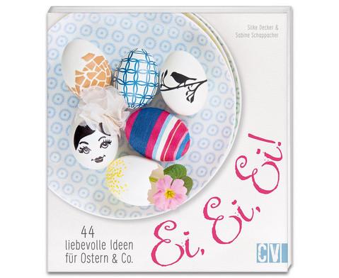 Buch Ei Ei Ei - 44 liebevolle Ideen fuer Ostern und Co-1