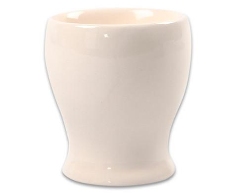 Porzellan-Eierbecher 12 Stueck-1