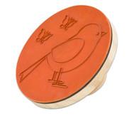 Vogel-Stempel, extra groß