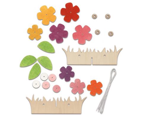 Teller-Nestchen Blumenwiese-2