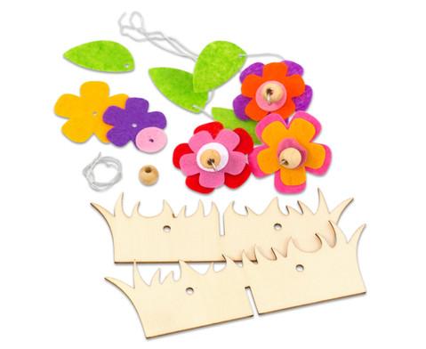 Teller-Nestchen Blumenwiese-4