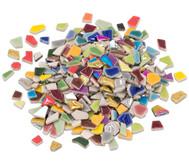 Keramik-Scherben, klein, 500g