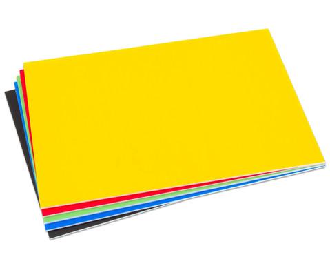 Schaumplatten 5-Farb-Set 50x70cm-1