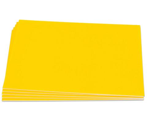 Foamboards 5 Stueck verschiedene Farben-24
