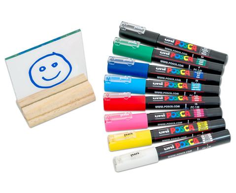 POSCA Marker mit extra-feiner Rundspitze-2
