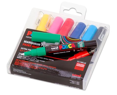 POSCA Marker mit extra-feiner Rundspitze-3