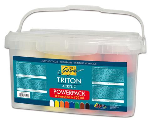 GOYA Triton Power Pack 8 Farben