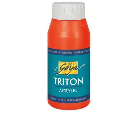 GOYA Triton Acryl 750ml-10
