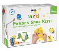 MUCKI Farben Spiel Kiste
