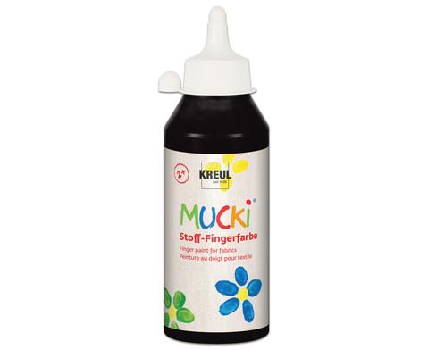 MUCKI Stoff- Fingerfarben 250ml-17