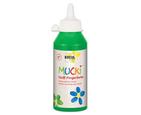 MUCKI Stoff- Fingerfarben 250ml-13