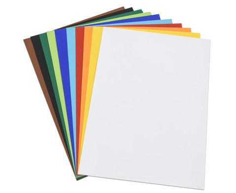 Papier-Sortiment