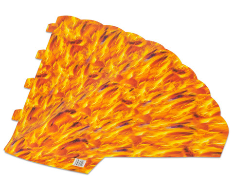 Bastel - Schultuete Feuer 5er Set-4