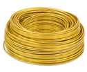 Aludraht 2mm 65m silber oder gold-3