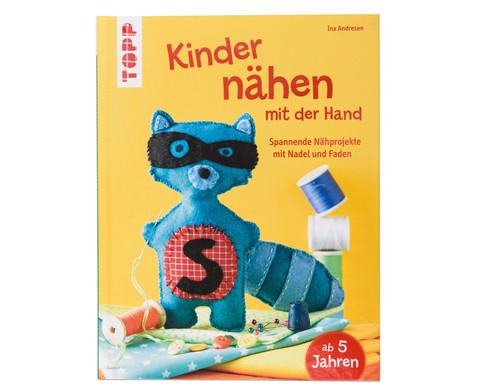 Kinder naehen mit der Hand-1