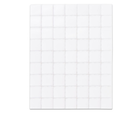 Mosaik selbstklebend 10x10 mm-14