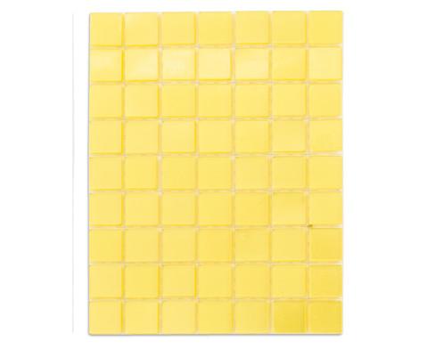 Mosaik selbstklebend 10x10 mm-17
