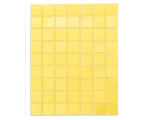 Selbstklebende Mosaikplaettchen 10x10mm-18