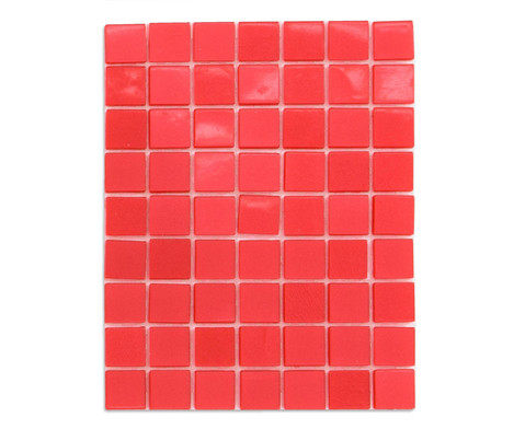 Mosaik selbstklebend 10x10 mm-18
