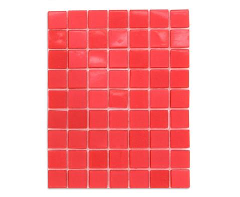 Selbstklebende Mosaikplaettchen 10x10mm-17