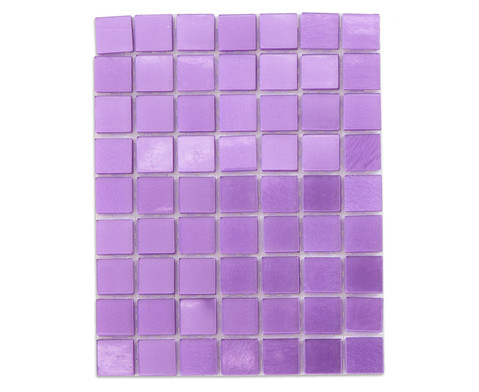 Selbstklebende Mosaikplaettchen 10x10mm-16