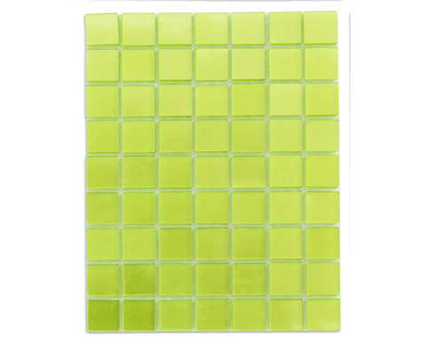 Selbstklebende Mosaikplaettchen 10x10mm-15