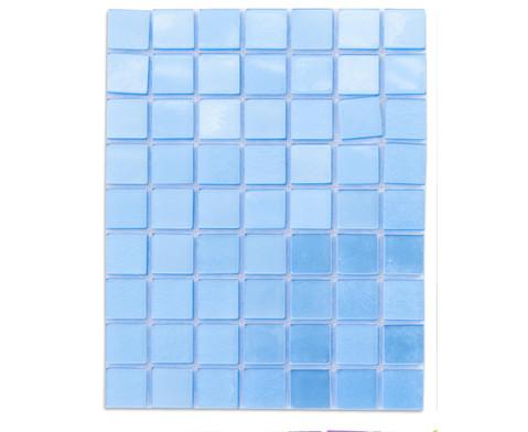 Mosaik selbstklebend 10x10 mm-19