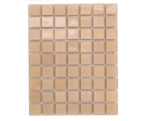 Mosaik selbstklebend 10x10 mm-9
