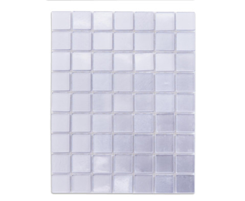 Mosaik selbstklebend 10x10 mm-6