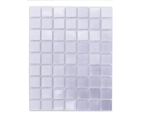 Selbstklebende Mosaikplaettchen 10x10mm-10
