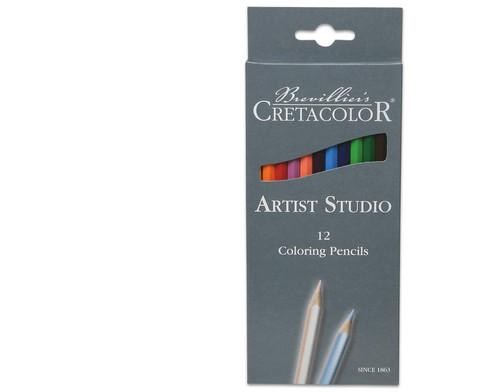 Cretacolor Farbstifte 12 Stueck-2