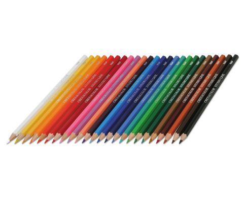 Cretacolor Farbstifte 24 Stueck