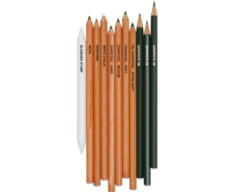 Cretacolor Drawing Set 11-tlg-1