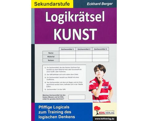 Logikraetsel KUNST-1