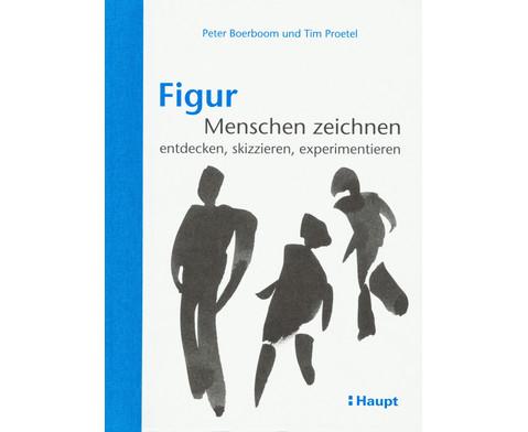 Buch Figur - Menschen zeichnen