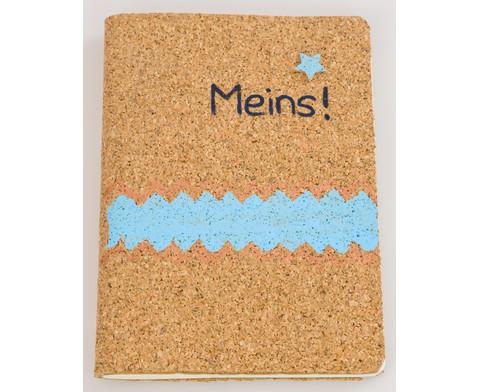 Notizbuch DIN A6 blanko-4