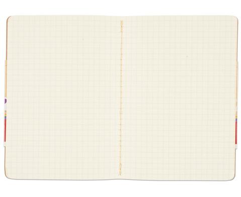 Notizbuch DIN A6 kariert-2