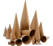 Pyramidenkegel, 50 Stück