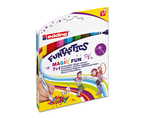 Funtastics Magic Fun 8er Set-2