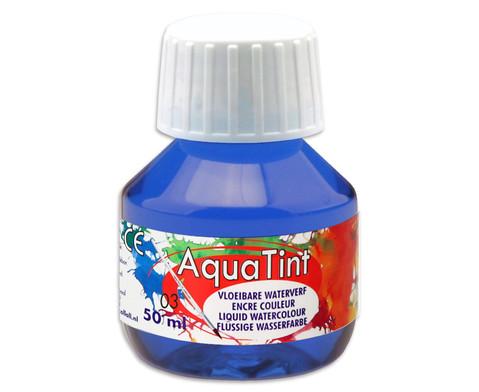 AquaTint Wasserfarbe 50 ml