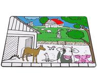 JUMBO Puzzle Bauernhof