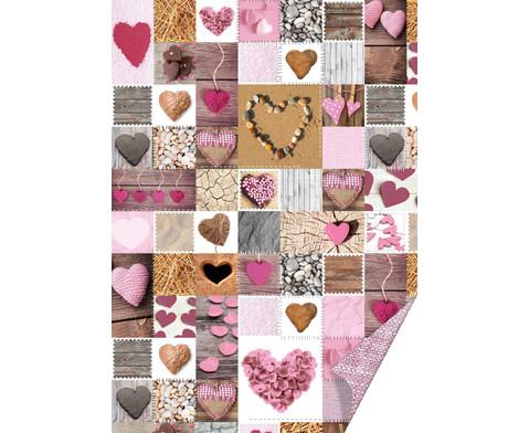 Fotokarton Herzen verschiedene Farben-3